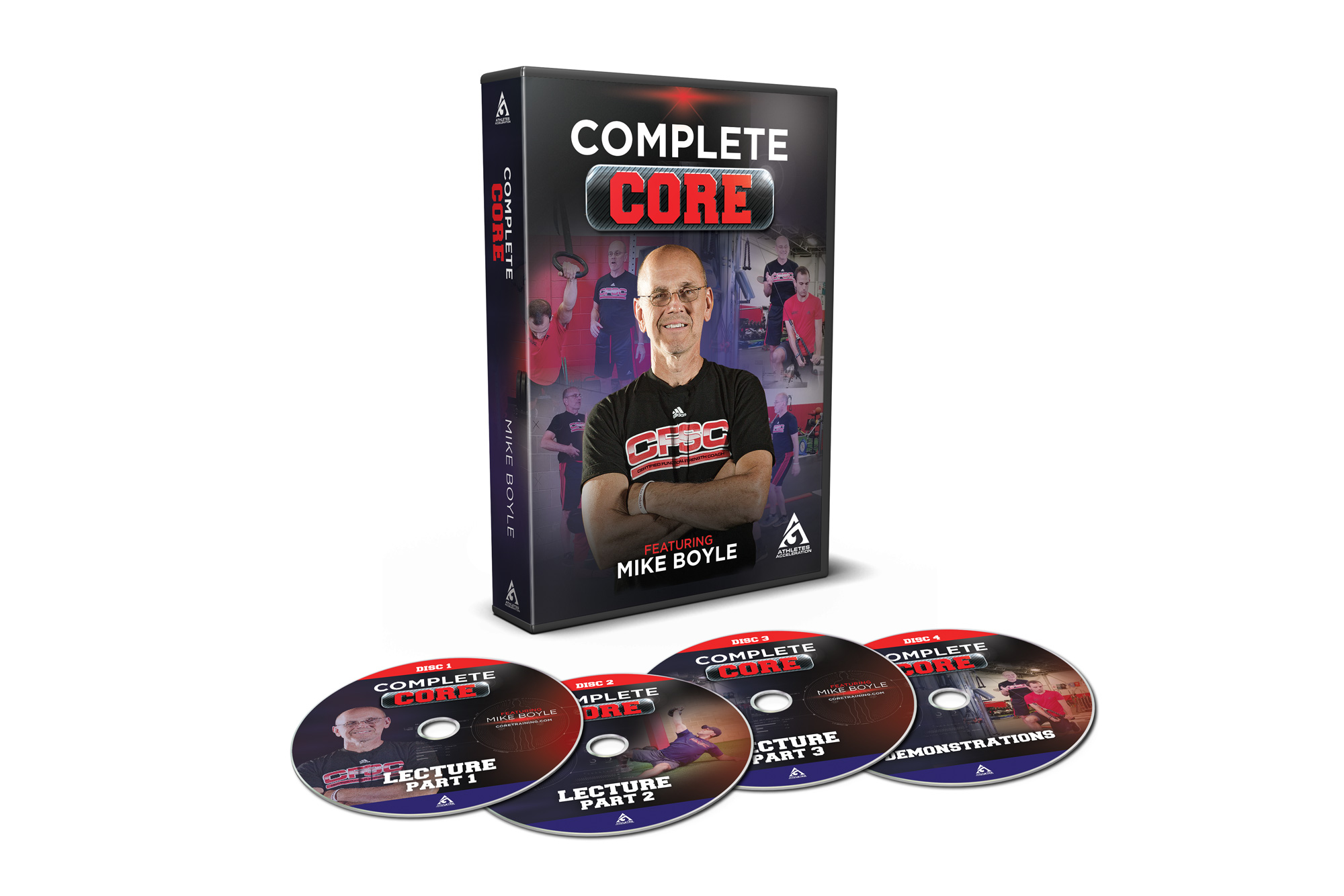Strength Coach Podcast- Episode 219.5 – Mike Boyle on Complete Core Training